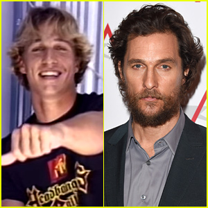 Matthew McConaughey's Vintage 'Dazed & Confused' Audition Tape Hits the Web - Watch Now!