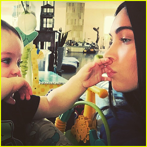 Megan Fox Shares Adorable New Snap of Her Son Bodhi!