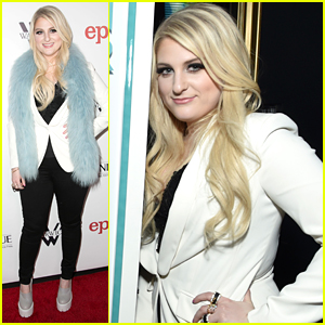 Meghan Trainor Talks Her Duet with John Legend: 'I Was Crying'