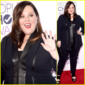 Melissa McCarthy Up For Best Movie Actress at People's Choice Awards 2015!
