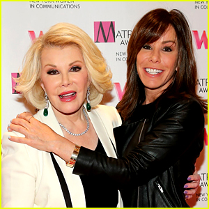 Melissa Rivers Reveals Joan's F