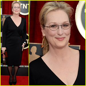 Meryl Streep Is Pure Class at the SAG Awards 2015