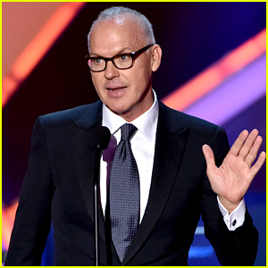 Michael Keaton Falls Off Stage After Third Critics Choice Win