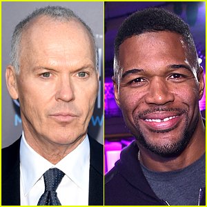 Michael Keaton Insults Michael Strahan's Critics' Choice Opening