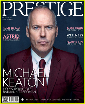 Michael Keaton Didn't Expect Such Positive Reactions to 'Birdman'