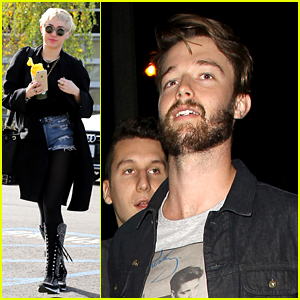 Miley Cyrus Takes a Meeting, Patrick Schwarzenegger Does Karaoke with Friends!