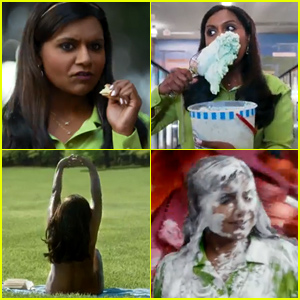 Mindy Kaling Becomes 'Invisible' For Nationwide's Super Bowl 2015 Commercial - Watch Now!