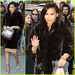 Naya Rivera Calls Showering Every Day a 'White People Thing'