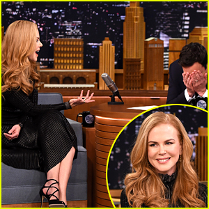 Nicole Kidman Tried to Date Jimmy Fallon, But This Happened