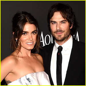 Nikki Reed Confirms Engagement, Raves About Ian Somerhalder