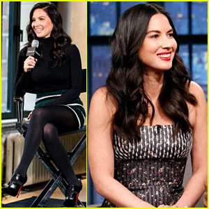 Olivia Munn Thought Seth Meyers Was Too Crazy About His Dog, Until This Happened!