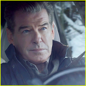 Pierce Brosnan's Kia Super Bowl Commercial 2015 (Video)