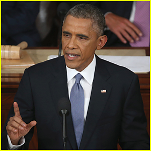 President Obama Delivers Sixth State of the Union Speech - Watch Now!