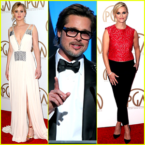 2015 Producers Guild Awards - Full Coverage!