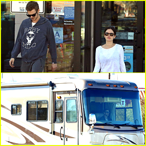 Rachel Bilson & Hayden Christensen Are On an RV Road Trip!