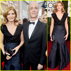 Rene Russo & Hubby Dan Gilroy Show Their Support for 'Nightcrawler' at Golden Globes 2015!