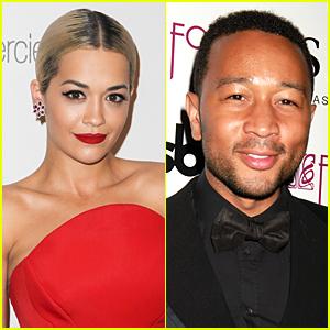 Rita Ora & John Legend Announced as Oscars 2015 Performers