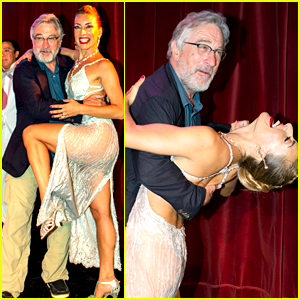 Robert De Niro Shows Off His Tango Skills in Buenos Aires!