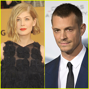 Rosamund Pike & Joel Kinnaman Take the Dive In 'The Bends'