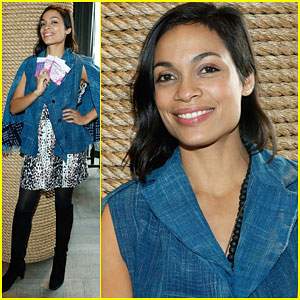 Rosario Dawson Wishes the Wilderness Society a Happy Birthday!