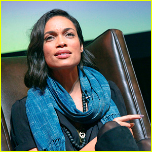 Rosario Dawson Speaks at MLK Jr. Day Lecture in Philly