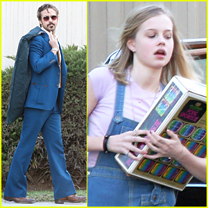 Ryan Gosling Is 'Cherishing Every Minute' of Fatherhood With Daughter Esmeralda