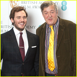Sam Claflin & Stephen Fry Announce BAFTA 2015 Nominees