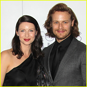 Outlander's Sam Heughan & Caitriona Balfe Both Land Movie Roles!