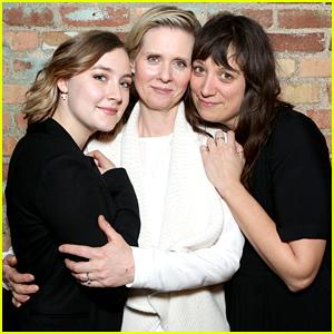 Cynthia Nixon & Saoirse Ronan Premiere 'Stockholm, Pennsylvania' at Sundance 2015