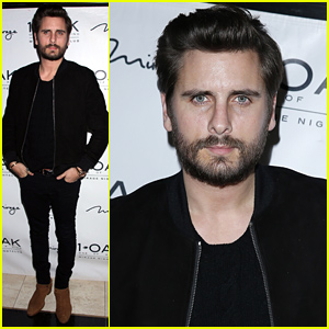 Scott Disick Describes How Kids Mason & Penelope Are Adjusting to Baby Reign!