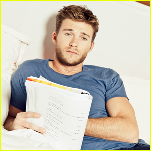 Scott Eastwood Put Girls Over Acting When He Was Younger