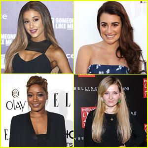 Lea Michele, Ariana Grande & Joe Manganiello Join 'Scream Queens'