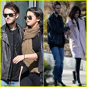 Selena Gomez & Zedd Continue to Hang Out Together in Atlanta