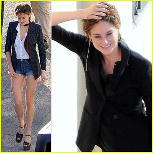 Shailene Woodley Had More Fun With Herself After Breaking Up With First Boyfriend