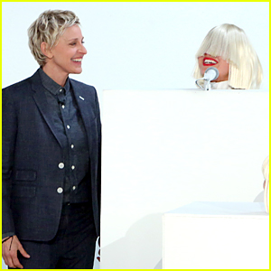 Sia Confirms Grammys 2015 Performance on 'Ellen DeGeneres Show'
