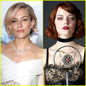 Sienna Miller to Replace Emma Stone in Broadway's 'Cabaret'!