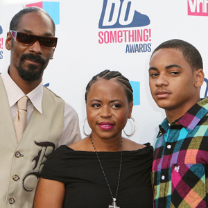 Snoop Dogg Is a Grandpa at 43 - Son Corde Welcomes Baby