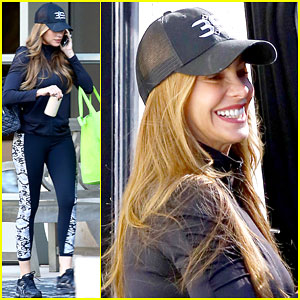 Sofia Vergara Shows Dedication to Her Body with an Early Workout