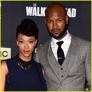 Walking Dead's Sonequa Martin-Green Welcomes Baby Boy with Husband Kenric Green!