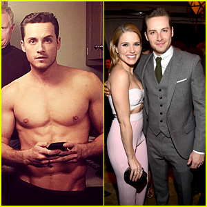 Sophia Bush Shares Hot Shirtless Pic of Beau Jesse Lee Soffer!