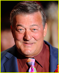 British Comedian Stephen Fry, 57, Confirms Engagement to Boyfriend Elliott Spencer, 27