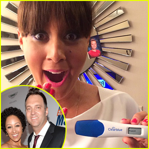 The Real's Tamera Mowry Is Pregnant, Expecting Second Child with Husband Adam Housley!