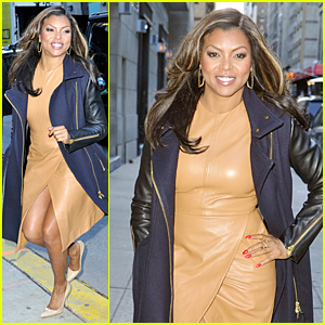 Taraji P. Henson Still Struggles With Racial Profiling & Wants It to Stop!