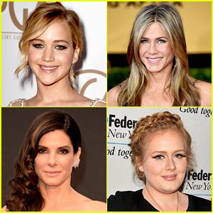 Jennifer Lawrence & Adele Reunite, Dine at Celeb-Studded Night at Craig's (Exclusive)