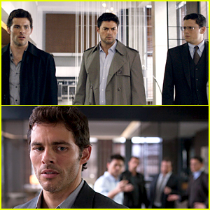 James Marsden & Wentworth Miller Discover a Dead Body in 'The Loft' - Exclusive TV Spot!