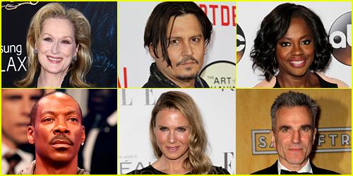These SAG Award Winners Didn't Win the Oscar As Well