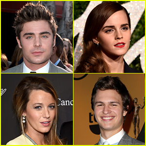 Zac Efron, Blake Lively, & More Made Forbes' 30 Under 30 List - Find Out Who Else Made the Cut!