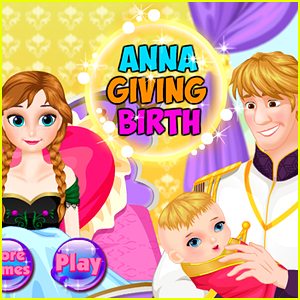 This Unofficial 'Frozen' App Lets You Deliver Anna's Baby