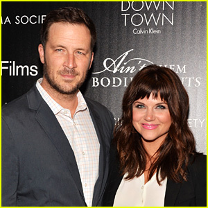 Tiffani Thiessen & Husband Brady Smith Expecting Second Child