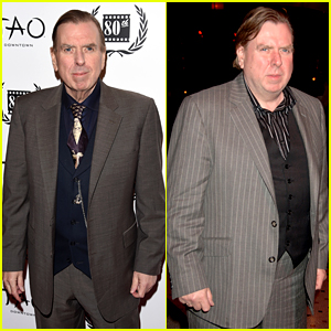 Harry Potter's Timothy Spall Shows Off Impresive Weight Loss